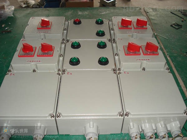 BXD51防爆动力配电箱厂家
