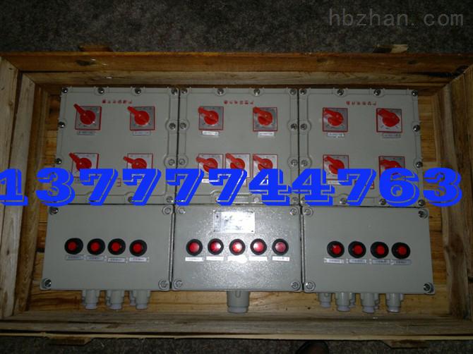 BXM(D)51系列防爆照明(动力)配电箱