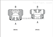 ATOS插装式单向阀,阿托斯BD/BR系列单向阀