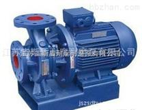 ISW卧式清水泵 清水及物理化学性质类似于清水的其他液体