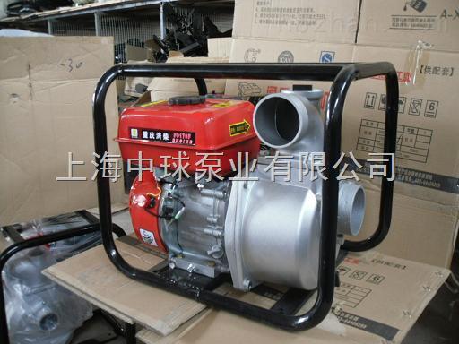 移动式汽油机自吸泵|小型移动抽水泵