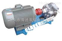 海通KCB300不锈钢耐腐蚀齿轮油泵