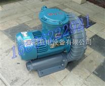 防爆高压风机/防爆2.2kw鼓风机-涡旋防爆风泵