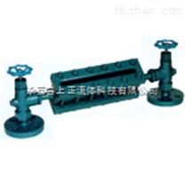 HG5-1365-80透光式玻璃板液位計-上正磁翻柱液位計