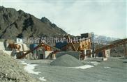 时产1200吨石灰石破碎生产线设备配置参考