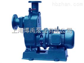 工业污水直连式自吸泵