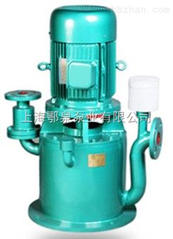 WFB型立式无密封自吸式排污泵