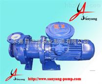 三洋磁力泵,CQB-F单级单吸卧式磁力泵,不锈钢磁力泵,无泄漏磁力泵