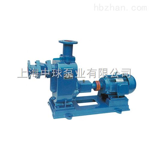 80ZW40-25自吸排污泵