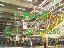中瑞机制彩钢复合风管