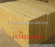 半硬質保溫岩棉板生產廠家河北廊坊岩棉產品供應