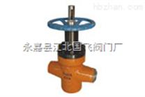 焊接闸阀-Z63Y焊接闸阀