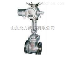 PZ941Y-25 型法兰连接电动排渣阀