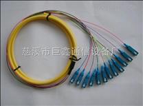 广电级12芯光纤束状尾纤
