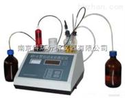 KF-4型自动水份测定仪(自动吸液,自动排液,终点提示)