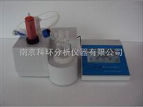 ZSD-2J型智能自動水份滴定儀(中文液晶顯示)