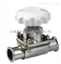 不鏽鋼衛生級隔膜閥G49J