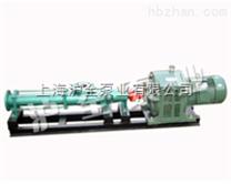 G型单螺杆泵(配电减速电机)