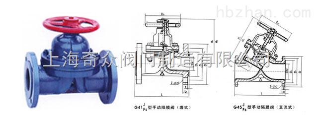 摘要:不锈钢隔膜阀与常规阀门结构及工作原理都不