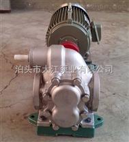 电动泵 KCB-200不锈钢齿轮泵 防腐泵 乙醇泵