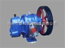 LC型罗茨泵LC-10/0.6使用方便,可以反转工作