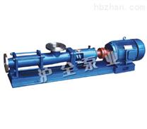 卫生级螺杆泵,食品级螺杆泵,耐酸螺杆泵