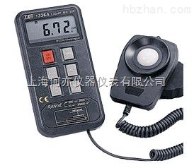 TES-1336A记忆式照度计