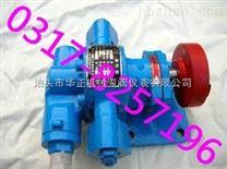 齿轮油泵高质量厂家0317-8257196