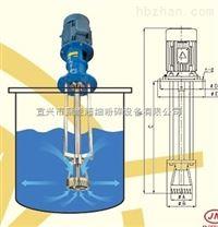 間歇式高剪切分散乳化機TA係列