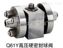 Q61F高压对焊球阀
