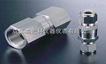 HY-LOK不锈钢高压单向阀