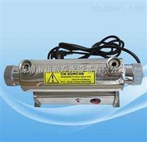 连体式带电控箱紫外线消毒器/自来水消毒设备