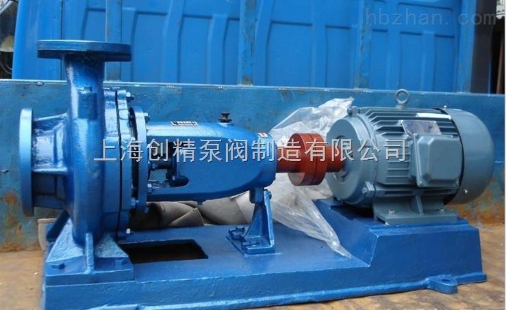 is isr卧式冷冻水循环水泵.清水离心泵