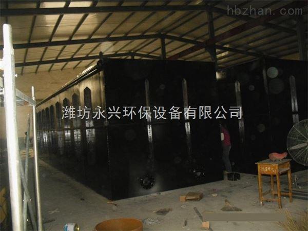山西医院污水处理设备生产厂家 使用原理