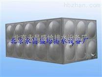 不锈钢冲压板块贮水箱