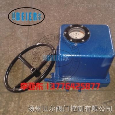lq10-1-lq系列阀门电动装置-扬州贝尔阀门控制有限