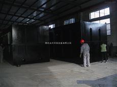 上海医院污水处理设备怎么选型 水量分析