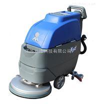 亘德科技铭德牌带驱动电动手推洗地机,一款清新速率较高的洗地车