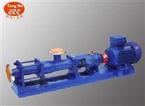 型单螺杆泵,轴不锈钢螺杆泵,整体不锈钢螺杆泵
