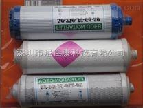 廠家直銷 10寸內插壓縮活性碳CTO 淨水器濾芯 純水機濾芯