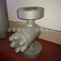 H64Y美标高压焊接自密封止回阀