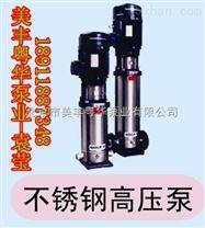 供应潇源不锈钢高压泵