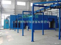 北京新型水旋式喷漆房喷漆漆雾净化器