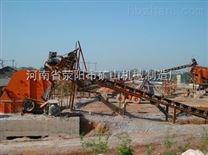 荥阳矿机*碎石生产线性能及基本流程介绍