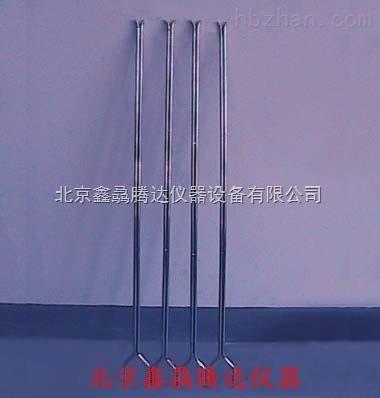 供应上海靠背管Ф4×300mm型,防堵皮托管可连接多种压力仪表