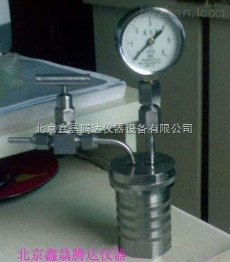 KY型高压消解罐厂家(温度压力显示)