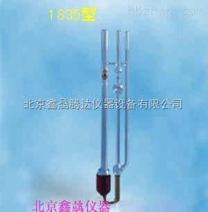 玻璃1835乌氏粘度计使用说明(带常数)