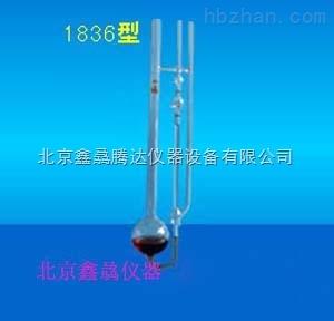 北京特价直销1836乌氏粘度计原理(稀释型)