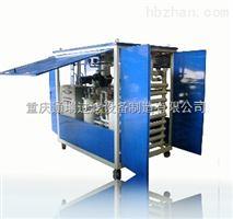 封閉式主變壓器羅茨增壓雙級真空濾油機