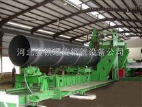 螺旋钢管生产线